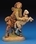 Aaron Nativity Figurine Fontanini