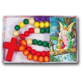 Wooden Childs Rosary