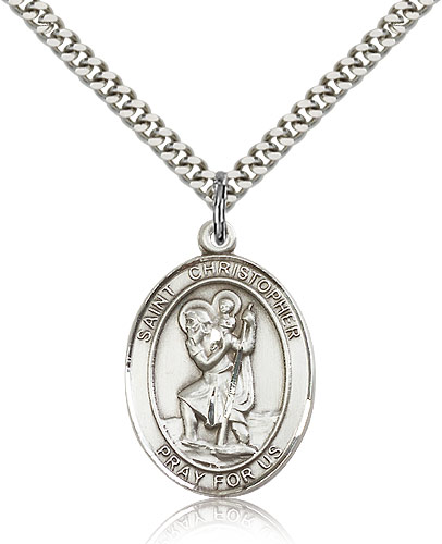 ST. CHRISTOPHER Saint Medals