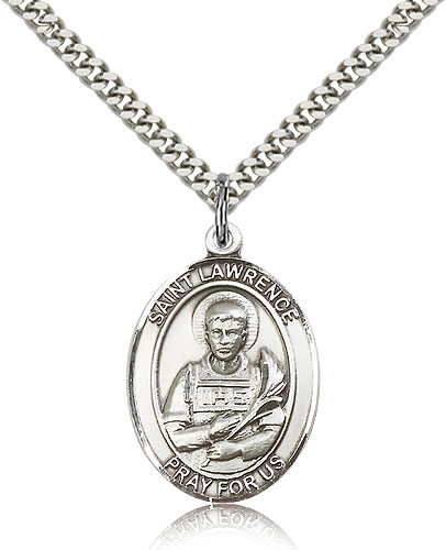 ST. Lawrence Sterling Silver