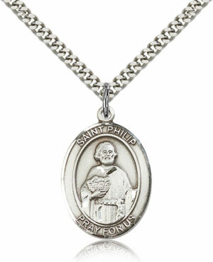 ST. Philip the Apostle Sterling Silver