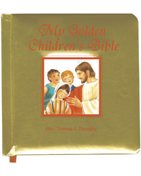 MY GOLDEN CHILDRENÆS BIBLE