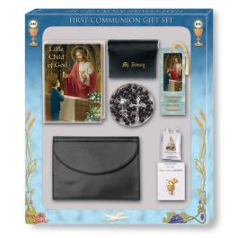 7 Piece Cathedral Communion Gift Set