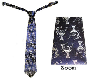 Navy Blue First Communion Tie