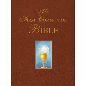My First Communion Bible
