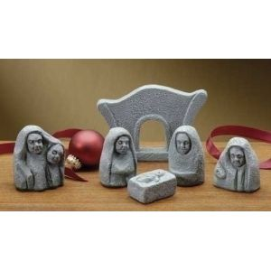 Celtic Nativity Set