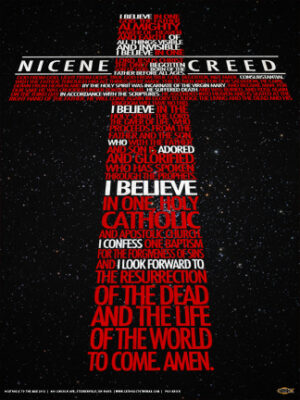 Poster: Nicene Creed