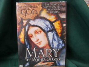 The Footprints of God: Mary